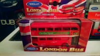 Die-cast london bus Toronto, M6P 4B2