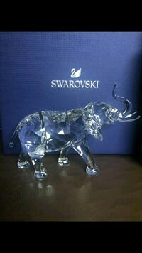 Swarvoski Crystal Elephant. Brand new in box Wilmington, 19805
