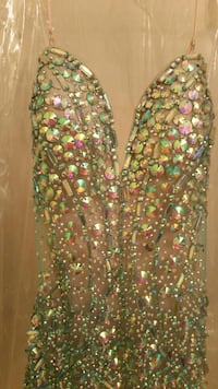 Size 2 Prom Dress -wore 1 time Oxford, 19363