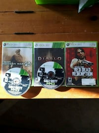Xbox360 Games Barrie, L4M 3V3