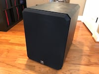 5.1 Home theatre subwoofer Monolith 500 WATTS Subwoofer McLean