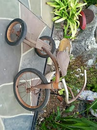 Childs antique tricycle Port St. Lucie