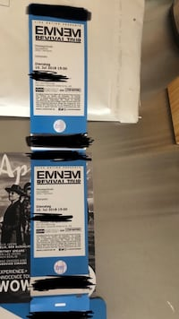 EMINEM Tickets 10.07.18 in Hannover