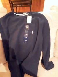 Brand new ralph lauren polo long sleeve thermal  Mobile, 36695