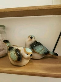 Beautiful ceramic birds