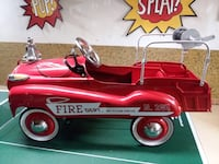 Fire Truck petal car Fairfax, 22033