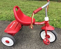 Radio Flyer Red Tricycle ~ 30L x 18W x 22H in. Johnstown, 15905