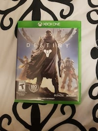 Xbox One Destiny game case Toronto, M1E 3L4