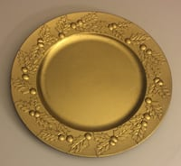 Set of 5 home Decor plates for table Laurel, 20723