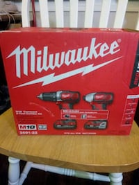 Milwaukee M18 Combo Set
