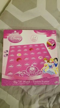 Disney Princess Flip 'n' Match Game - Used Mississauga, L5M 0B7