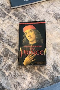 The prince by: Nicole Machiavelli  Vaughan, L4L 1H8