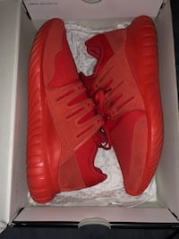 Size 9.5 all red addias still very fresh  Washington, 20020