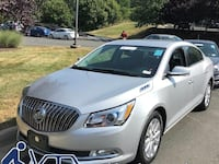 2015 Buick LaCrosse Leather Sterling, 20166