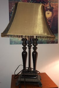 The set of two lamps