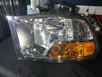 Dodge headlight (driver) new