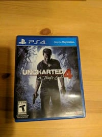 Sony PS4 Uncharted 4 A Thief's End Cambridge, 02138
