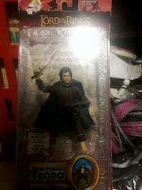 Frodo Lord of the rings Sealed Figure Surrey, V3R 3J8