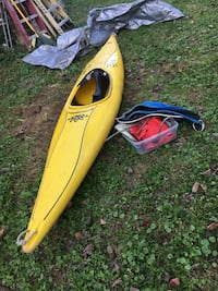 Perception Kayak for Project Falls Church, 22042