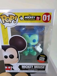 Pop! Mickey Mouse 90 yrs Vinyl Figure Crestwood, 60418