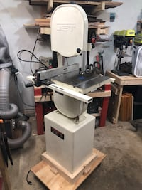 "14"" Jet Band Saw Dumfries, 22025"