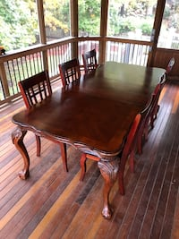 Dining room table with chairs Ashburn, 20147