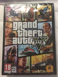 Pochette de lots de jeux de pc grand theft auto 5 Paris, 75011