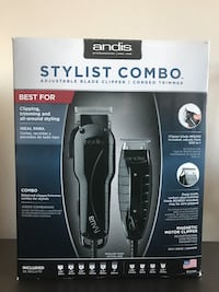 ANDIS T1 outliner and trimmer with clippers !  Toronto, M1T 3K8