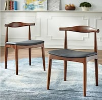 Mid Century Modern Dining Chairs Los Angeles