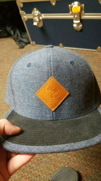 gray and orange fitted cap Phoenix, 85017