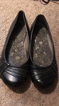 Black womens dress shoes size 6/7 El Cajon, 92020