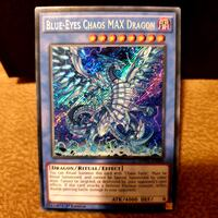 Yugioh Blue Eyes Chaos Max