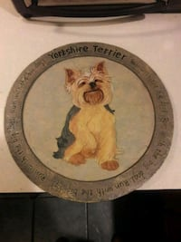 Yorkshire Terrier wall hanging  Aston, 19014