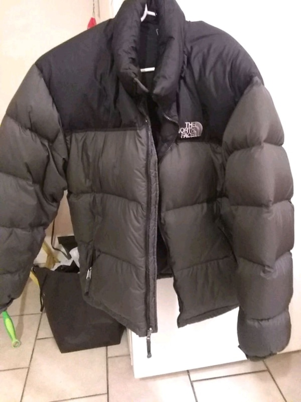 0198214b6105 Used black zip-up bubble jacket for sale in New York - letgo