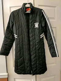 Black jacket   its said XL. But fits like M