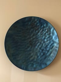 Decorative aqua wall hanging from Pier One