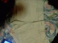 green and white striped shorts Barstow, 92311