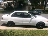 Toyota - Corolla - 2001 Sudley Springs