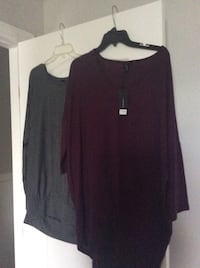 2 new Vero Moda woman's tops. Size Large/XL. 2/15$ Laval, H7X 3R8