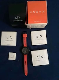 Armani Exchange Connect Watch  Washington, 20020