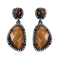 South African Tigers Eye