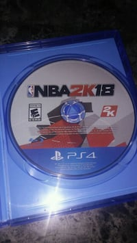 Sony PS4 NBA Live 15 game disc Commerce City, 80022