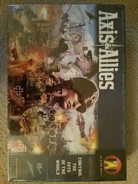 Axis & Allies:1942 board game