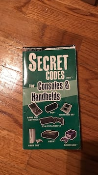 Cheat Code Book Cold Spring Harbor, 11724