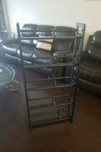 Very Nice Tall shoe stand for sale!! Mississauga, L4W 3S8