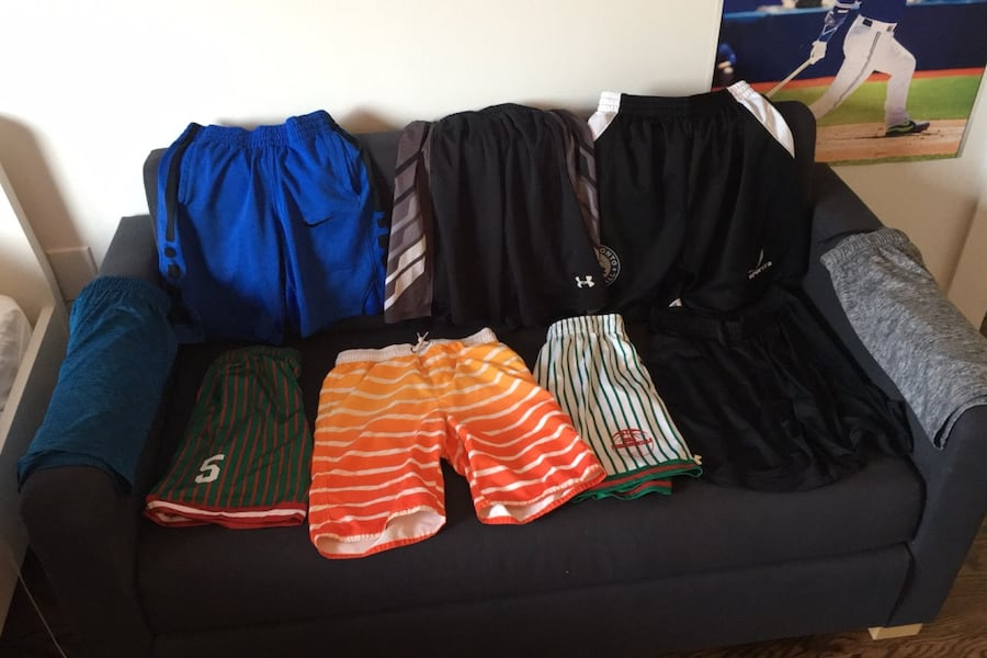 Boys shorts buy all for $25 c25d64a8-8c58-4c52-a177-8ee216fbd62c