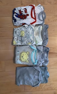 Baby boy Short Sleeve Onsies 3-6 month Mississauga, L5B 0C5