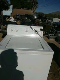 white top-load clothes washer Tucson, 85705