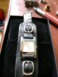 GUESS WATCH GUINUINE LEATHER Montreal, H8S 1W4