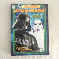 RARE 400 PAGE STAR WARS EPISODE I COLORING BOOK